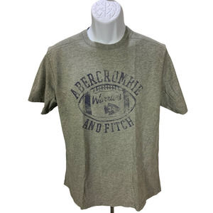 ABERCROMBIE & FITCH Muscle Pullover T Shirt Medium